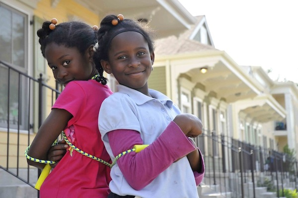 Photo © Harry Connolly  Link to Article from Traditional Building Magazine - Building community post Hurricane Katrina.