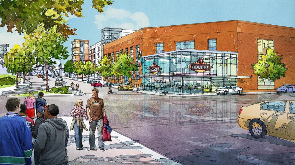 New Ballpark District, Hartford, CT