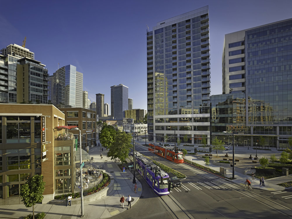 South Lake Union - Seattle, Washington