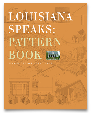 LOUISIANA SPEAKS: Pattern Book