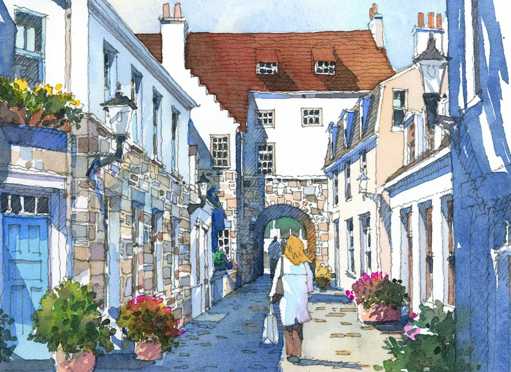 Ellon - Aberdeenshire, Scotland