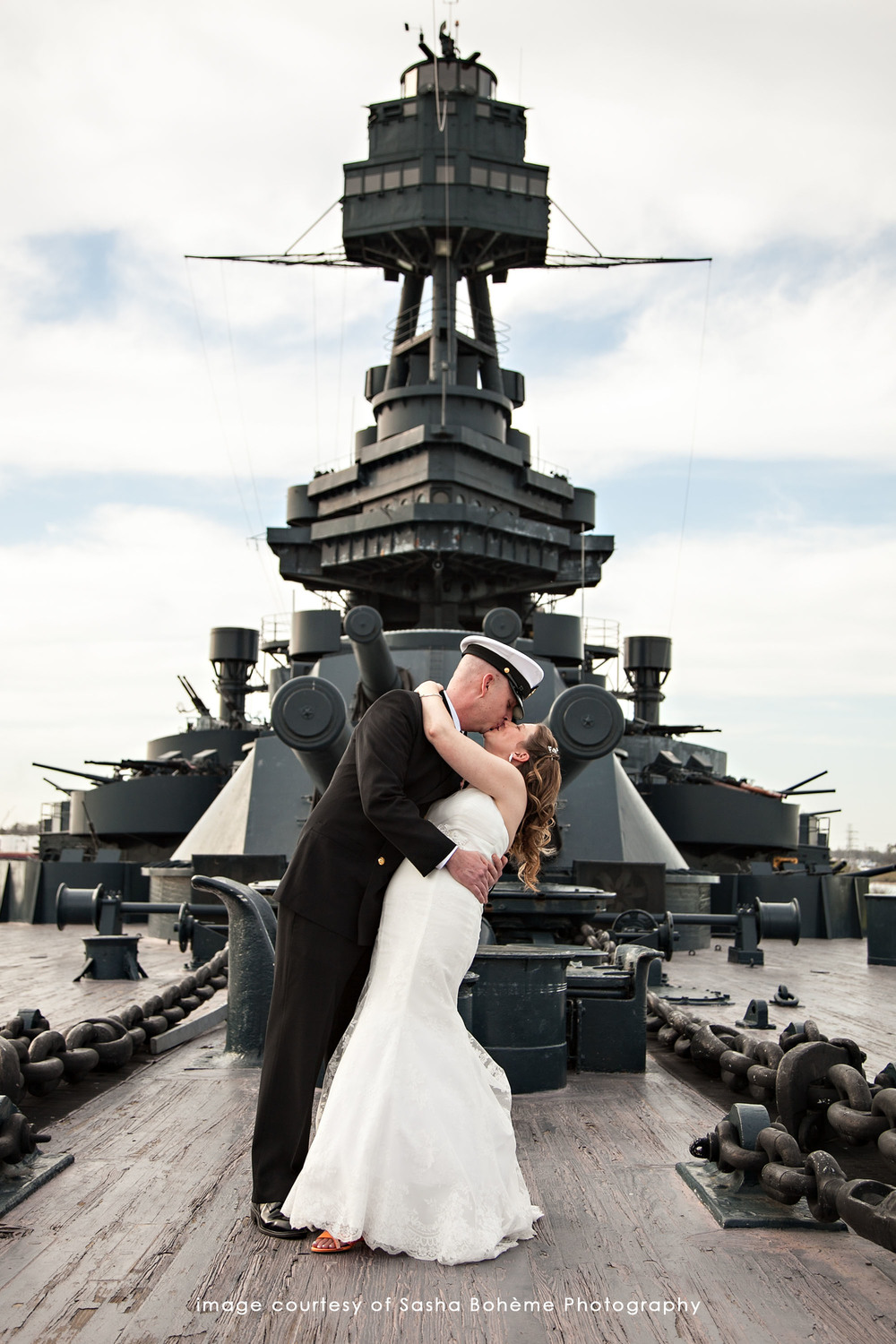 Get Married Aboard The Battleship TEXAS