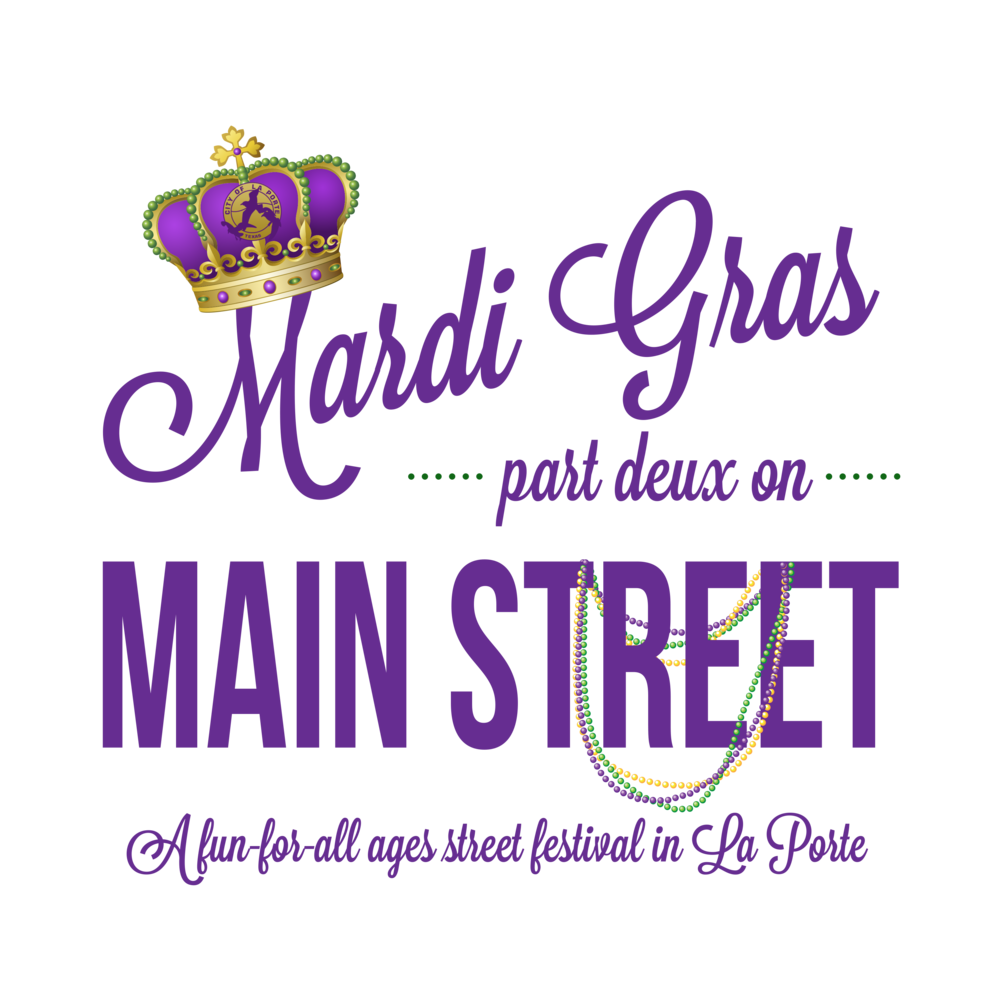 Join us for our 1st Annual Mardi Gras On Main family friendly street festival on February 21st!