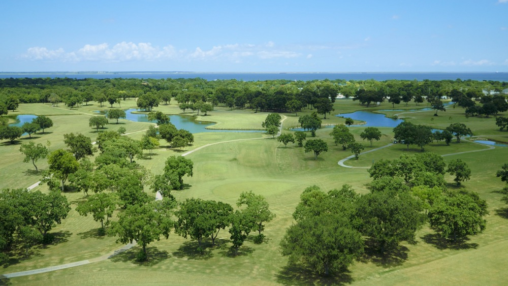 Winding through a natural bayside setting of stately trees and bayou-fed waterways, La Porte Bay Forest Golf Course has earned the prestigious distinction of being named one of the top 20 municipal golf courses in Texas by the Dallas Morning News. Bay Forest offers amenities for both the casual and championship player, making it a true golf test at an affordable price.