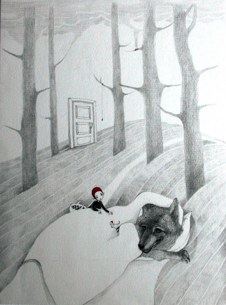 Le petit Chaperon Rouge  2012