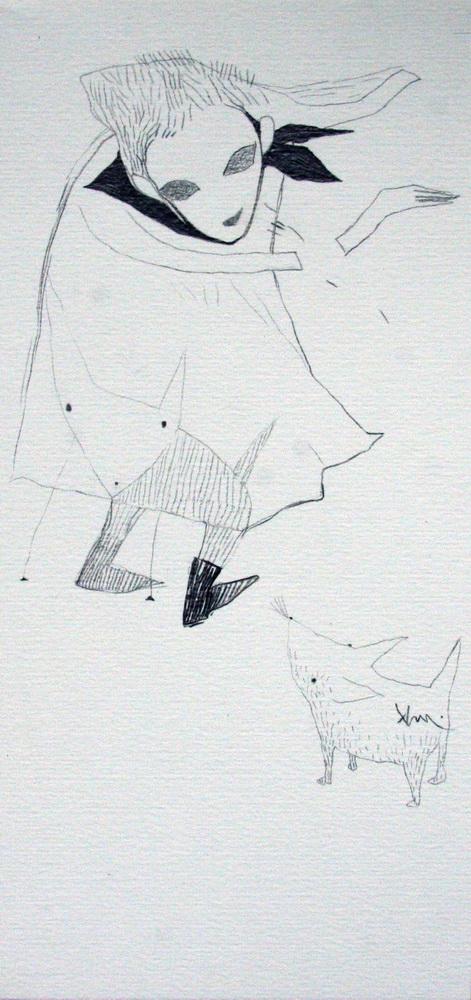 Paper, pen  2003