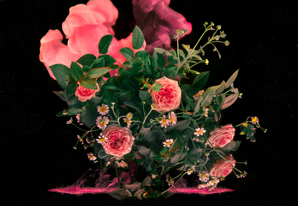 The Pink Bouquet