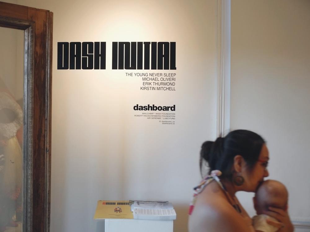 Dash Initial @Antenna Gallery (NOLA)