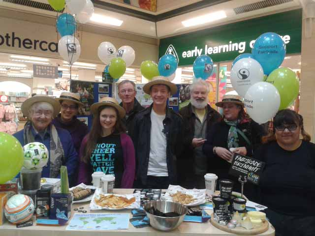 Fairtrade fortnight at Luton shopping Mall.jpg