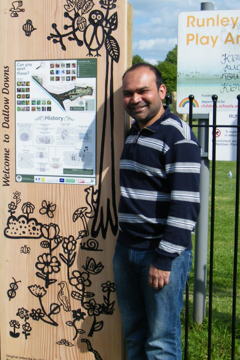 Ryad Khodabocus I am the Community Relations Development Officer, employed by Luton Council of Faiths and working closely with GRASSROOTS. My key focus is in the field of community development and inter-community relations and I have a background in science, social work, health psychology and management. I work with a vast network of individuals and groups and engage with various voluntary and statutory organisations in Luton. I also hold an advisory role with strategic capacity within Luton Borough Council.