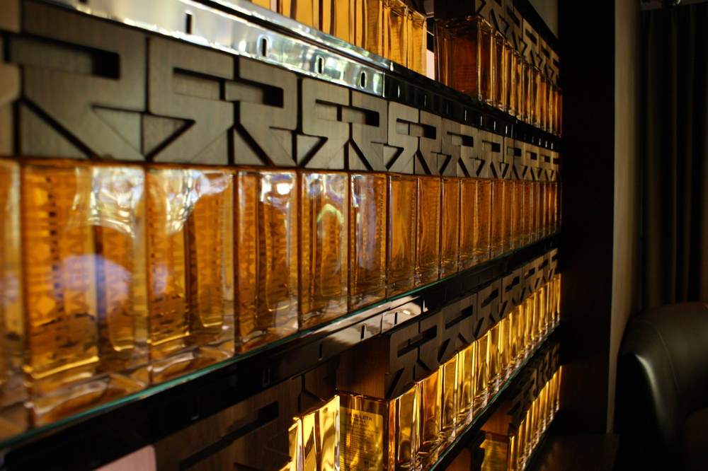 Rivera Restaurant- Tequila library