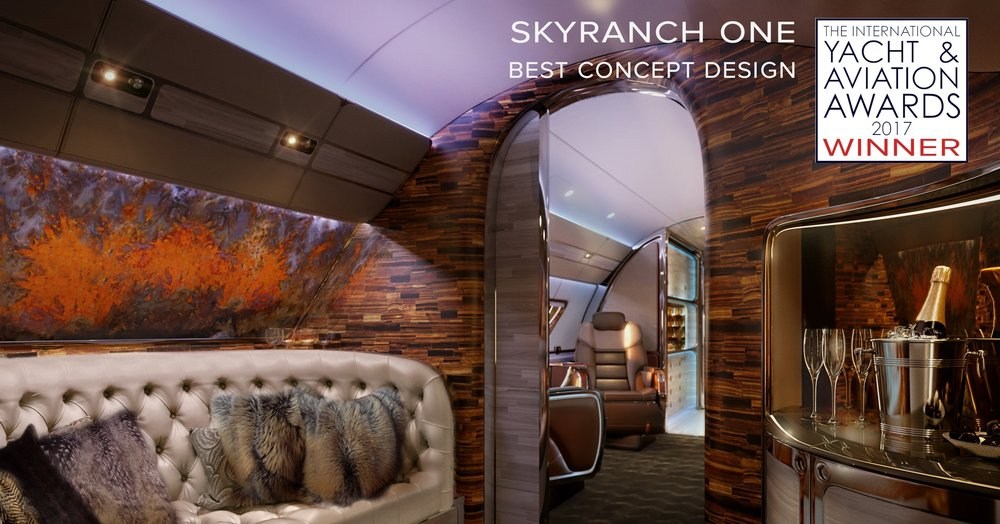 SkyRanch One takes you to a higher plane. A natural experience in casual luxury..