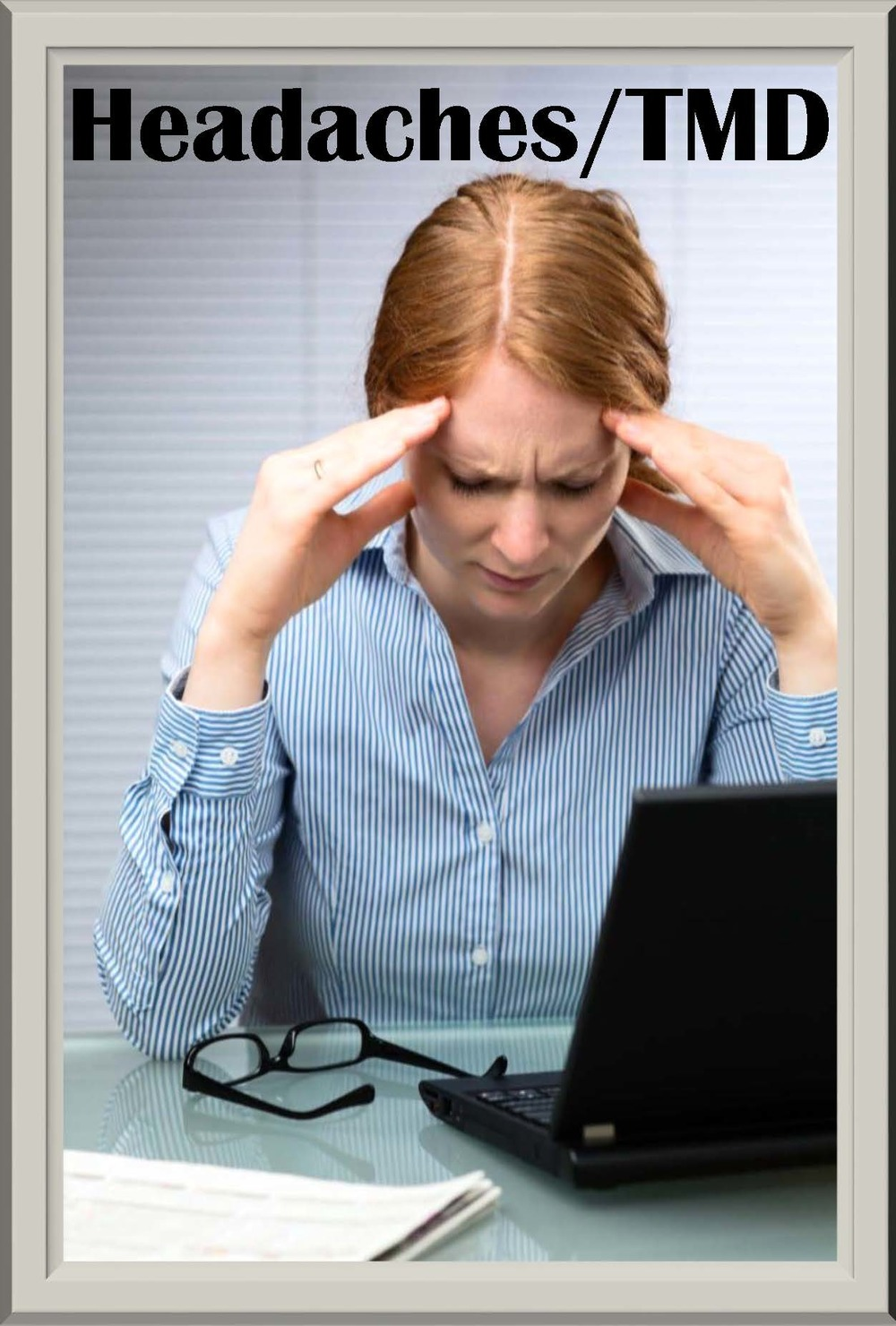 Free eBook-Headaches? Is It Your Neck or Your Jaw?
