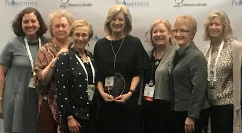 Congratulations, Dawn!2018 Elizabeth Noble Award Winner from the APTA Section on Women's Health! -