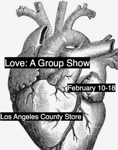This week-long celebration of art and love will feature the work of more than a dozen Los Angeles - based artists. Pieces are all 8 inches or smaller, priced at $100 and under, and are available to take home with you at the time of purchase. Treat yourself - or someone special - to the gift of art this Valentine season! A portion of the proceeds will benefit Planned Parenthood.