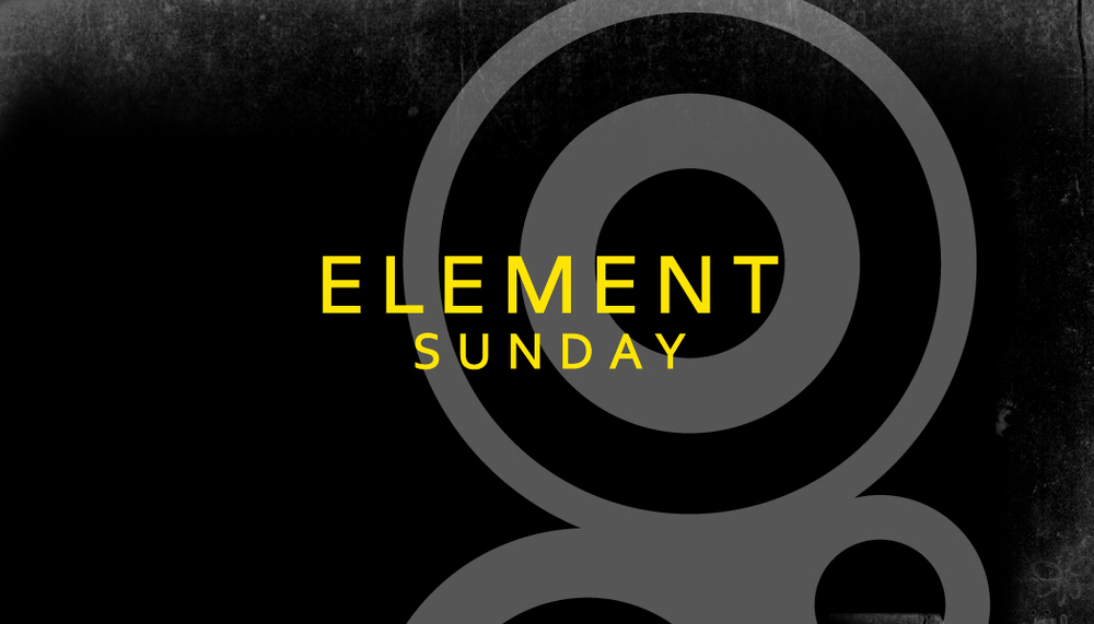 Element Sunday