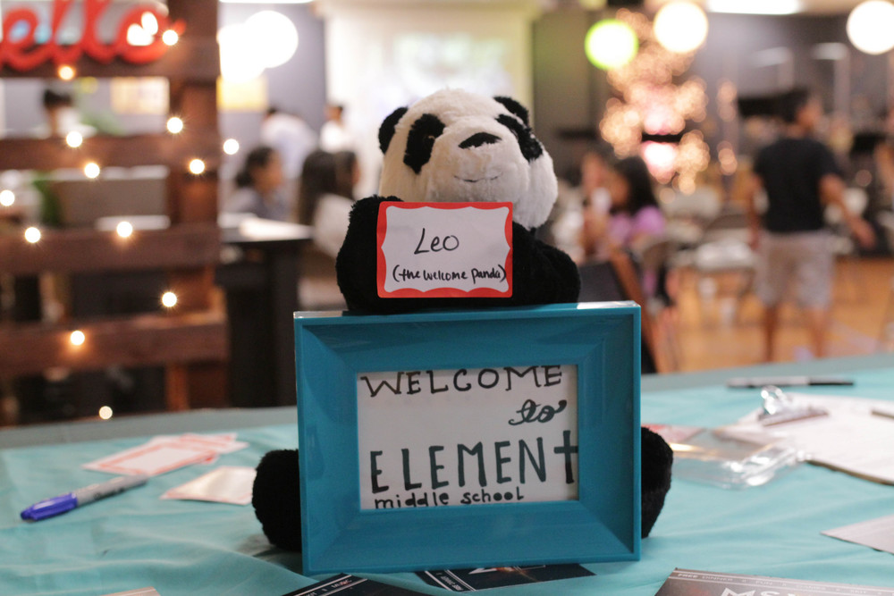 Welcome to Element Middle School!