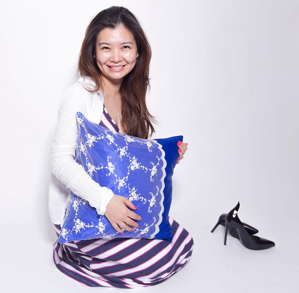 Melody Sui   president/designer   La La Mel