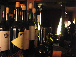 Our bottles of wine range from $20 to $500, so there is something for everyone!
