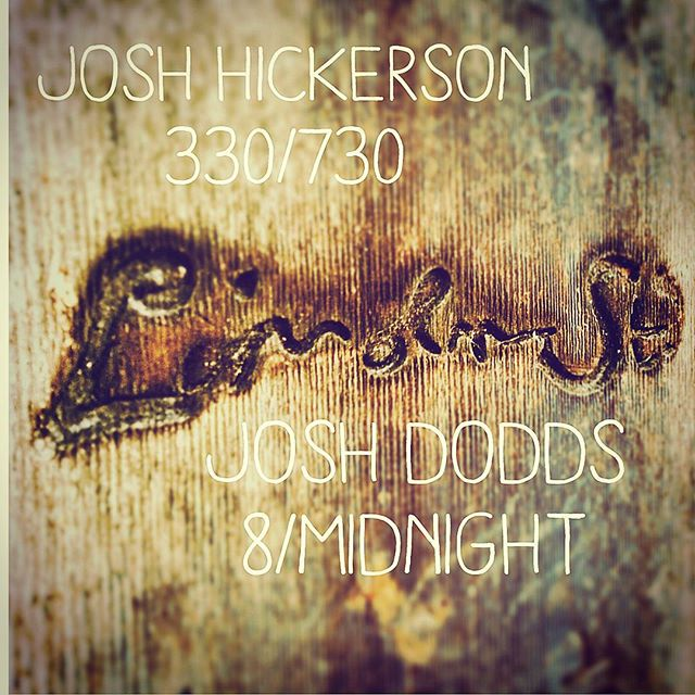 Today and tonight on the patio...a plethora of Josh...two Josh's for the price of, two. Slide on over to @lincolnst_fbg and check out our wines, beers, cigars and extensive cheese menu. Going to be a great night.  #texasmusic #fredericksburgtx #guitars #blues #jacksontn #visitfredericksburgtx