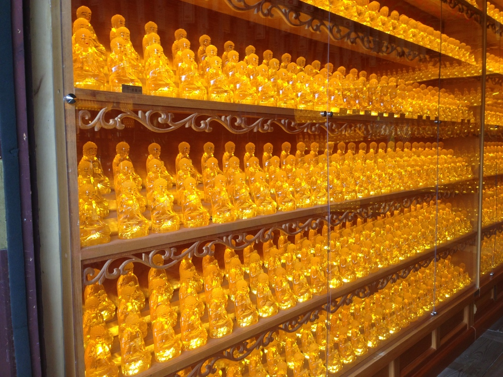 Because you can never have too many Buddhas!