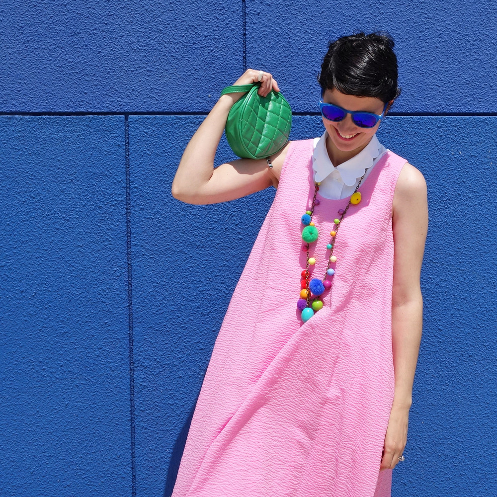 Back_To_Trendy_Pink_Dress_Blue_Sunglasses_Highfly_7.JPG