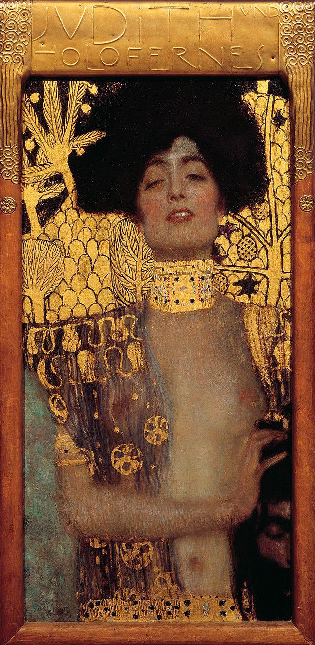 Judith et Holopherne(1901)