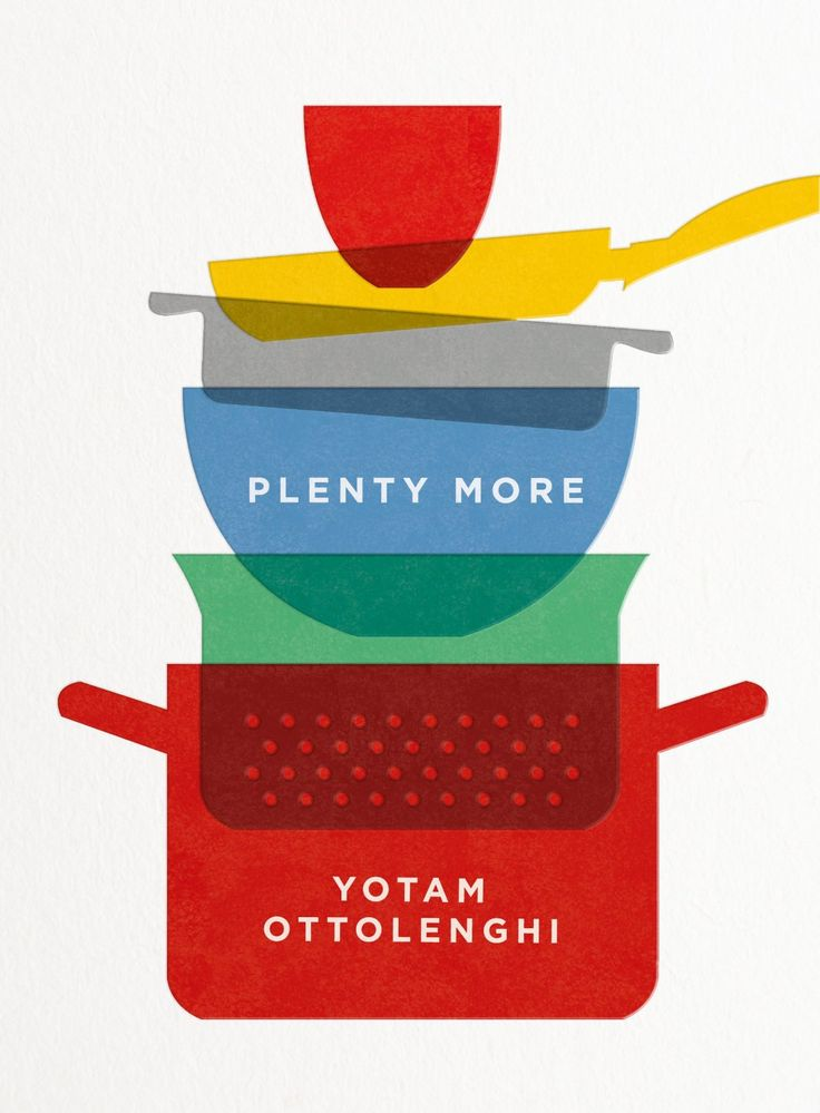 Here Design's latest Yotam Ottolenghi book