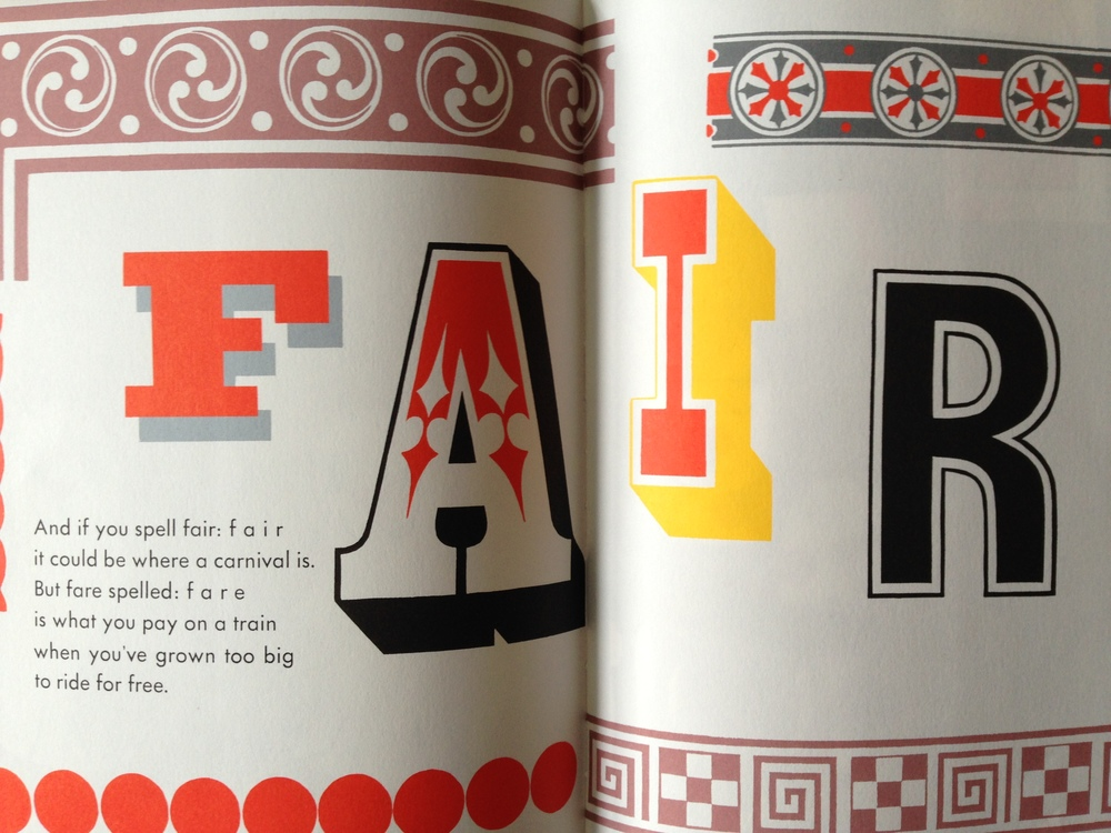 From Paul Rand's Sparkle and Spin children's book