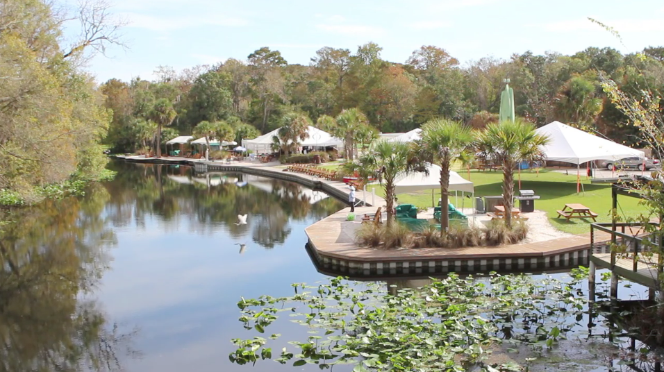 Wonderful Carbon-Neutral Wekiva Island