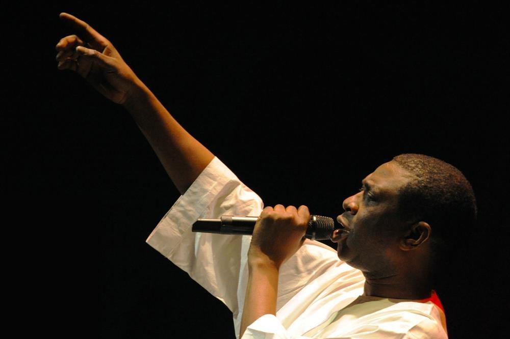 Youssou N'Dour + Musician & Activist + Senegal