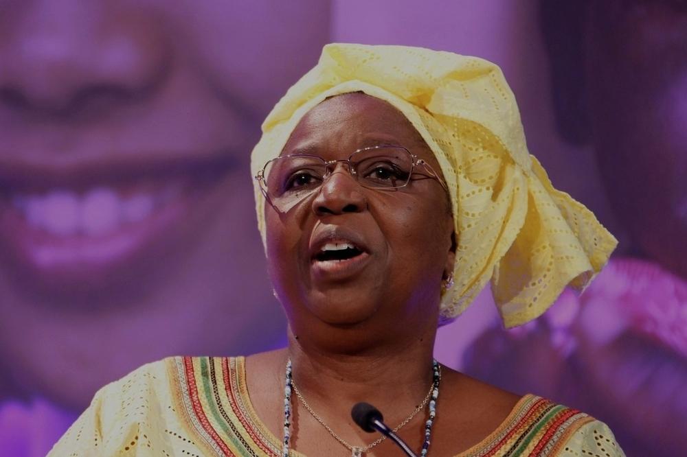Prof. Awa Marie Coll Seck + Malaria Activist + Senegal