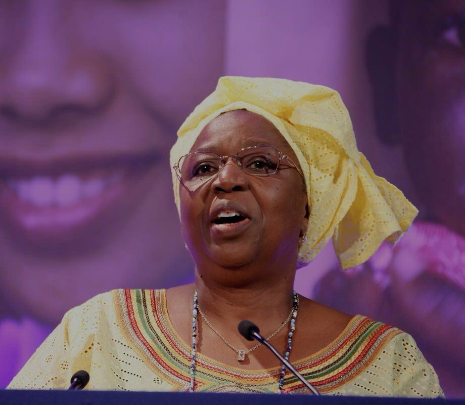 Professeur Awa Marie Coll Seck – Activiste contre le paludisme – Sénégal