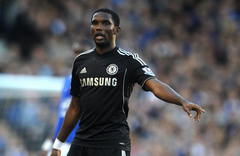 Samuel Eto'o – Footballeur – Cameroun