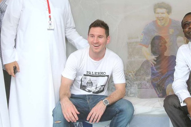 Leo Messi – Footballeur – Argentine