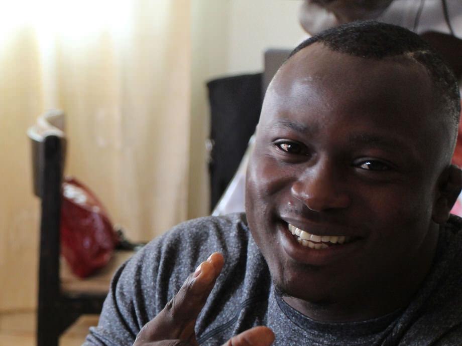 Modou Lô – Lutteur – Sénégal