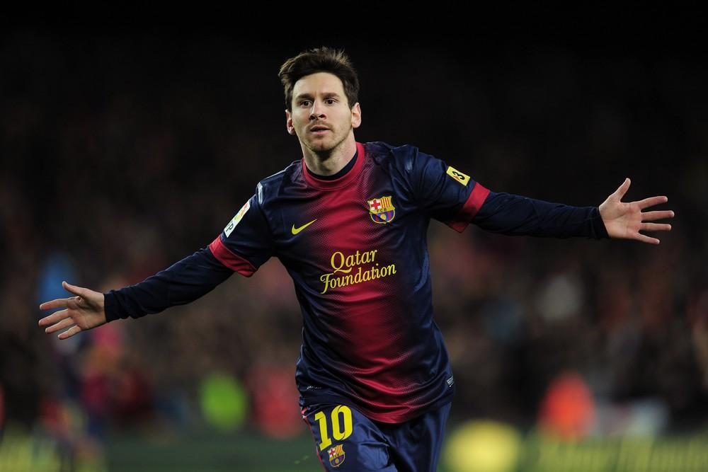 Leo Messi + Football Player + Argentina
