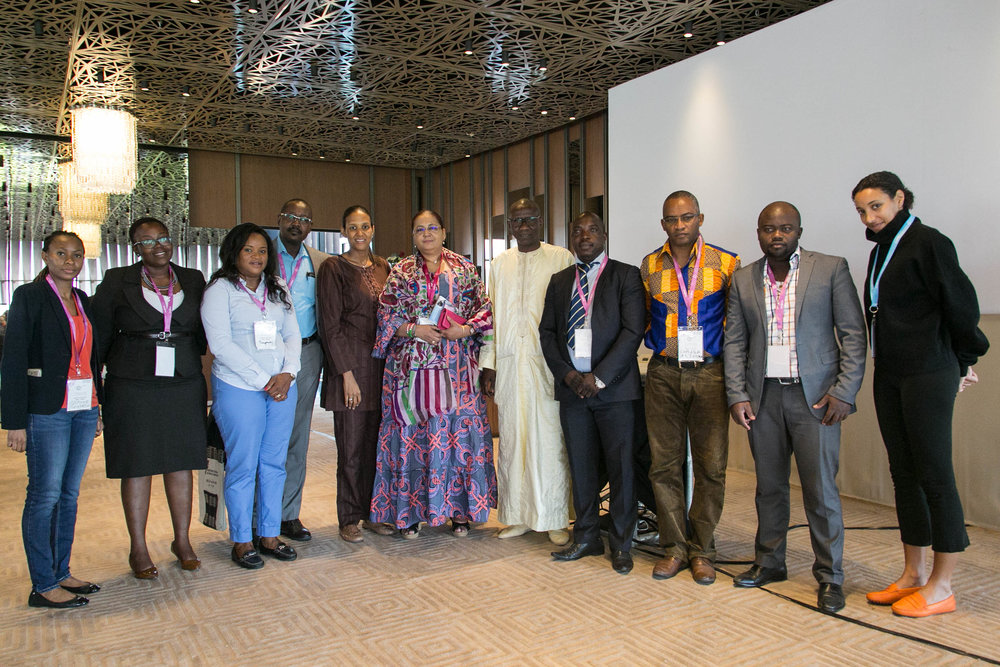 "National Malaria Control Program Managers from across the African continent attended a briefing session to learn more about plans to scale up the ""Zero Malaria Starts with Me"" campaign to other countries on Tuesday."