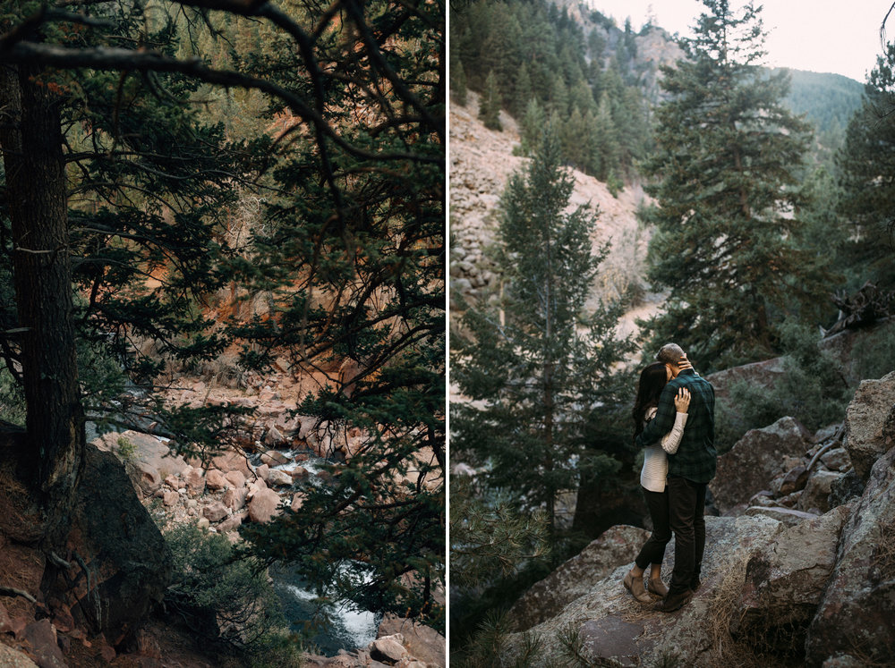 Denver-Woodsy-Outdoor-Engagement-Shoot