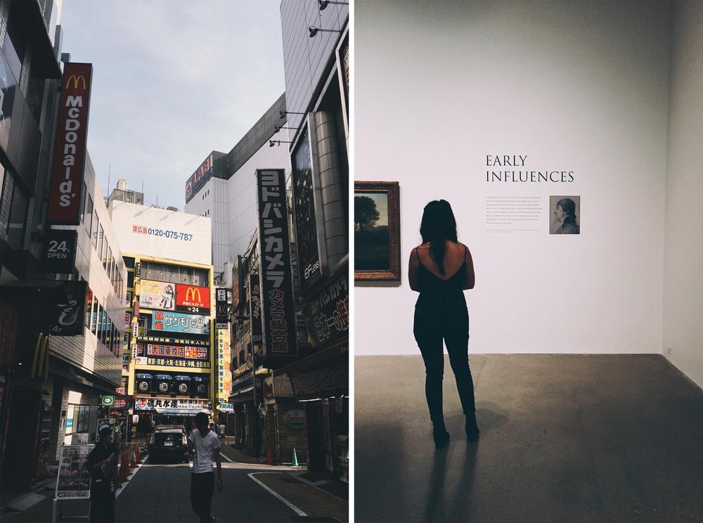 Shinjuku, Tokyo // Toronto