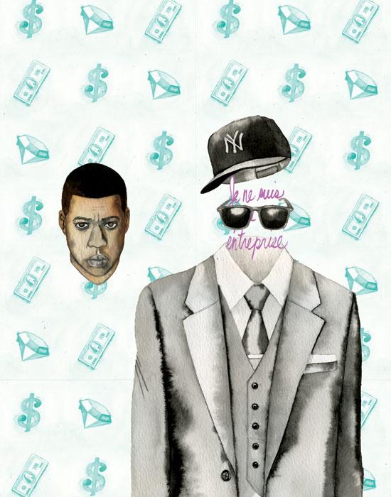 Je suis une entreprise, cover art for cap feature about the business of art
