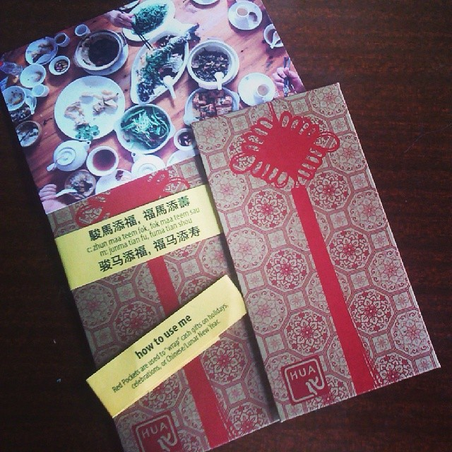 #hongbao #redenvelope  Just got these from Vancouver @HuaFoundation! Thanks guys LOVE them :-)