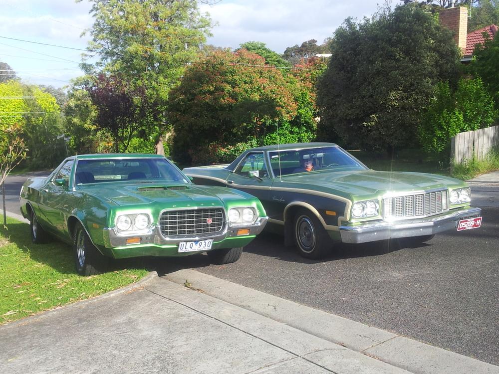 1972& 1976 Ranchero
