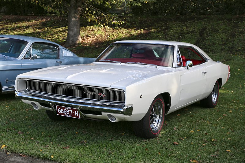 1968 Charger What a Beauty