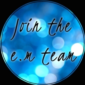 If interested, please send yourresume to Stephanie @emsalon.com, or feel free to stop by and fill out an application!