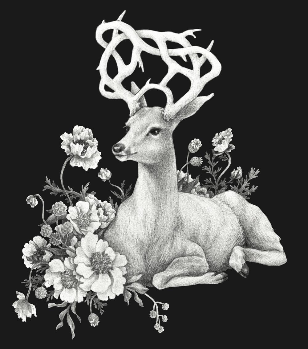 Floral Horn