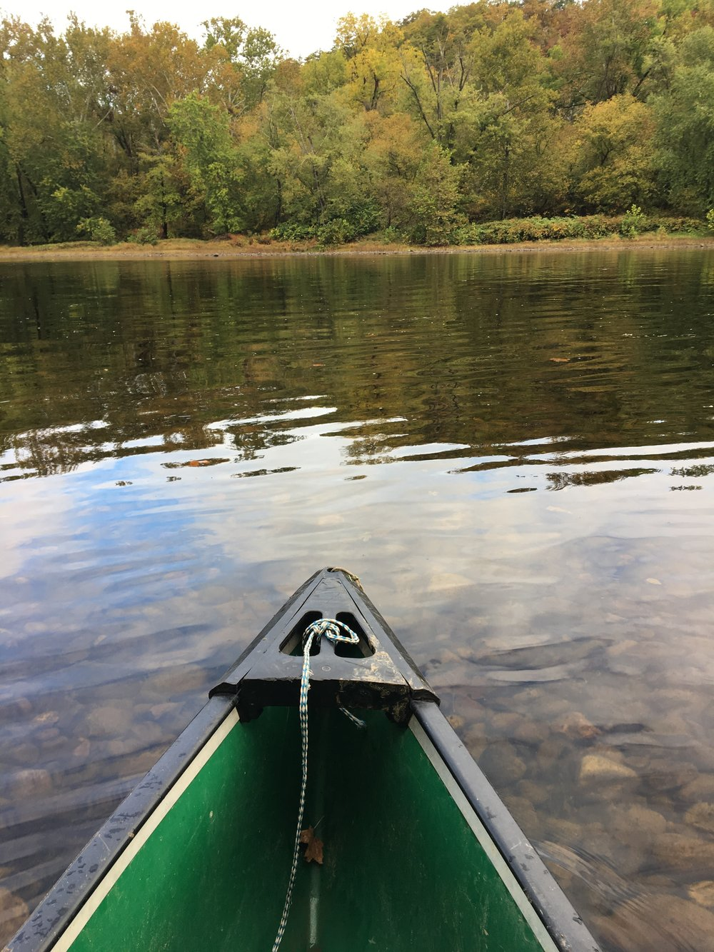 The Three Otters Eco Retreat is located at mile 151 on the C&O across the Potomac in West Virginia.  They will pick you up and drop you back off by canoe.