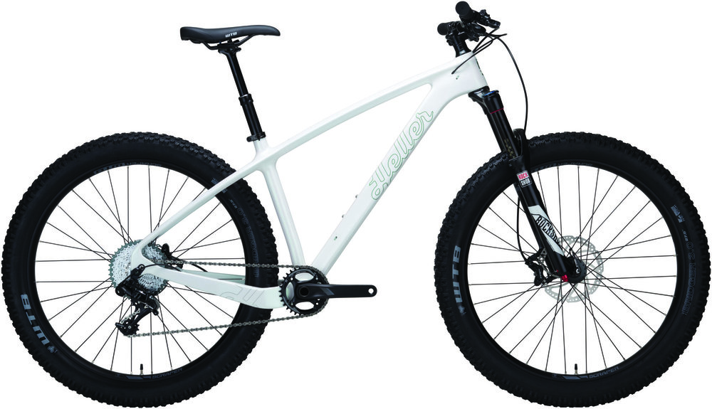 We have two Heller Shagamaw GX1 27.5+ bikes.  One medium one large.  Original MSRP $2599...Now $1900