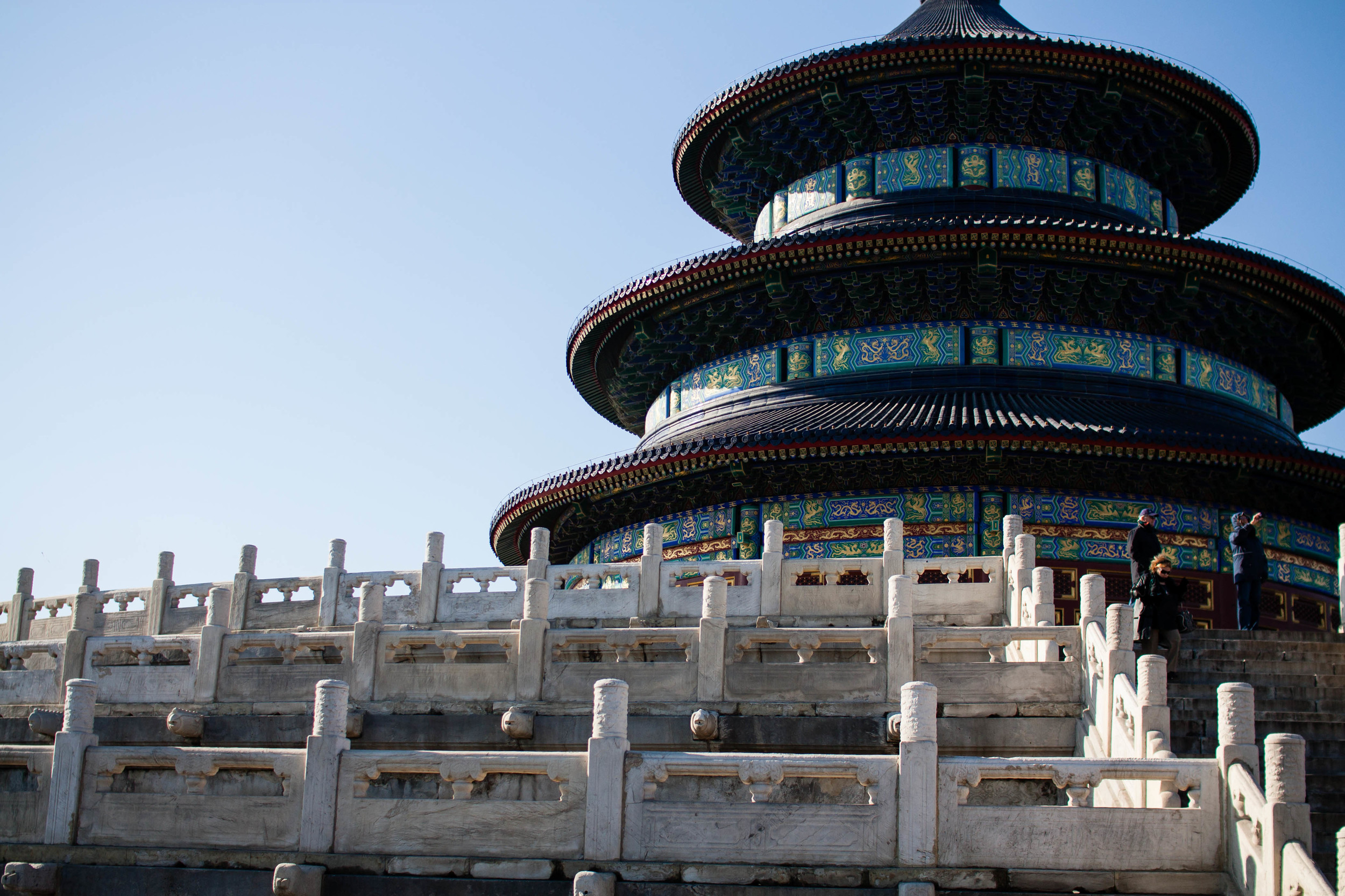 Temple of of the Heaven, Beijing