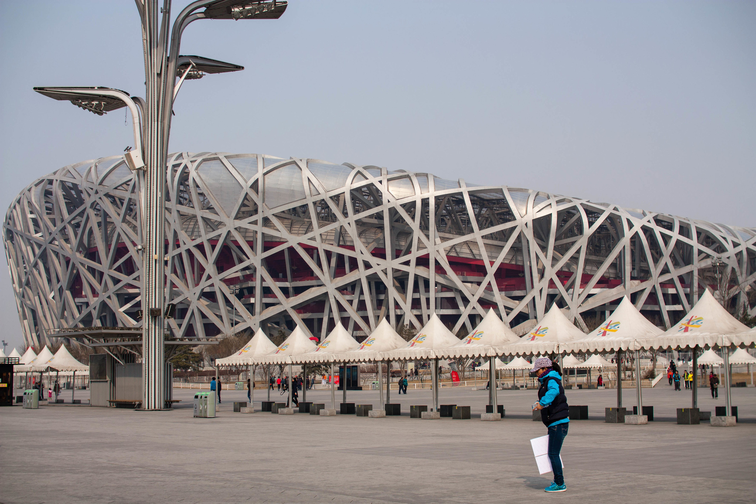 Birds Nest Stadium, Beijing